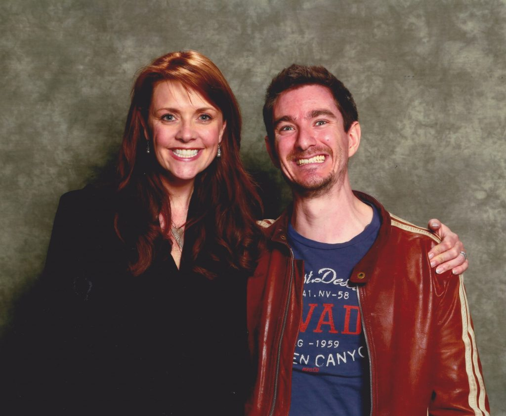 Amanda Tapping X Files why we need stargate back in vancouver. - just one more drive